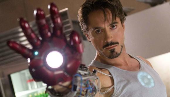 Tony Stark tenía el escudo del Capitán América en la película Iron Man de 2008 y esta es la explicación (Foto: Marvel)