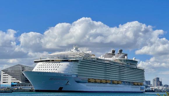 Cruceros podrán volver a zarpar desde Florida a partir de julio tras más de un año de para por el coronavirus, anuncian los CDC de Estados Unidos. (Foto: Daniel SLIM / AFP).