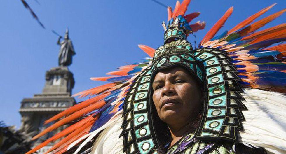 El acceso a puestos de poder para las mujeres no era algo usual e incluso era rechazado en la cultura mexica. Foto: Getty images, vía BBC Mundo
