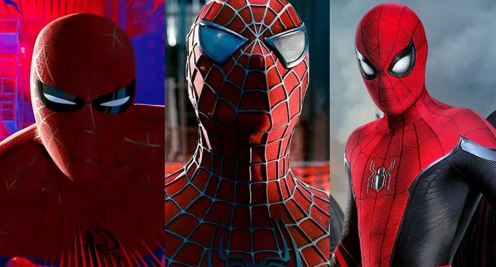 """""""Spiderman: Far From Home"""" es la octava película del Hombre Araña en 17 años. Foto: Difusión."""