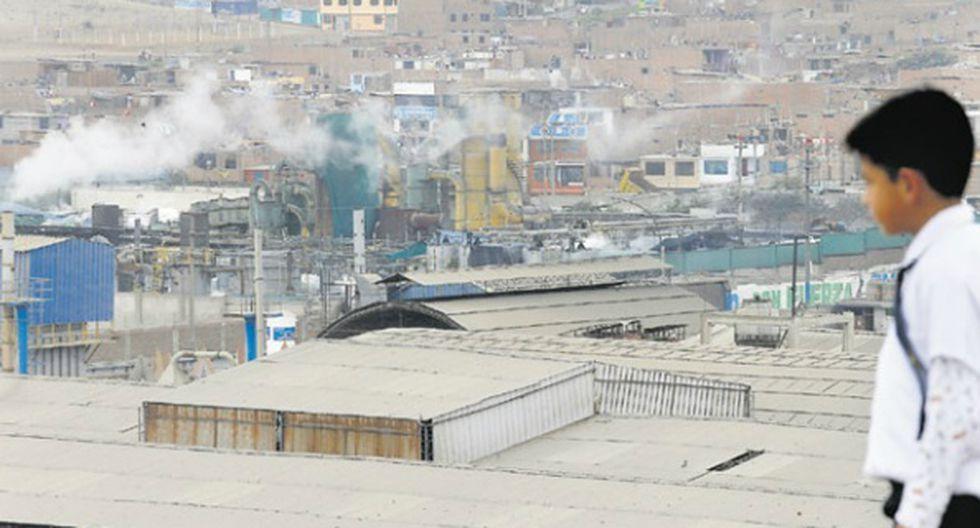 Estudios prueban que hay altas concentraciones de plomo en aire y suelo en el Callao: (Foto: Dante Piaggio)