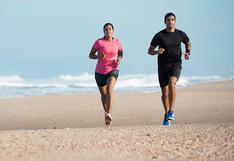 Running en la playa: sigue estos consejos para correr en la arena