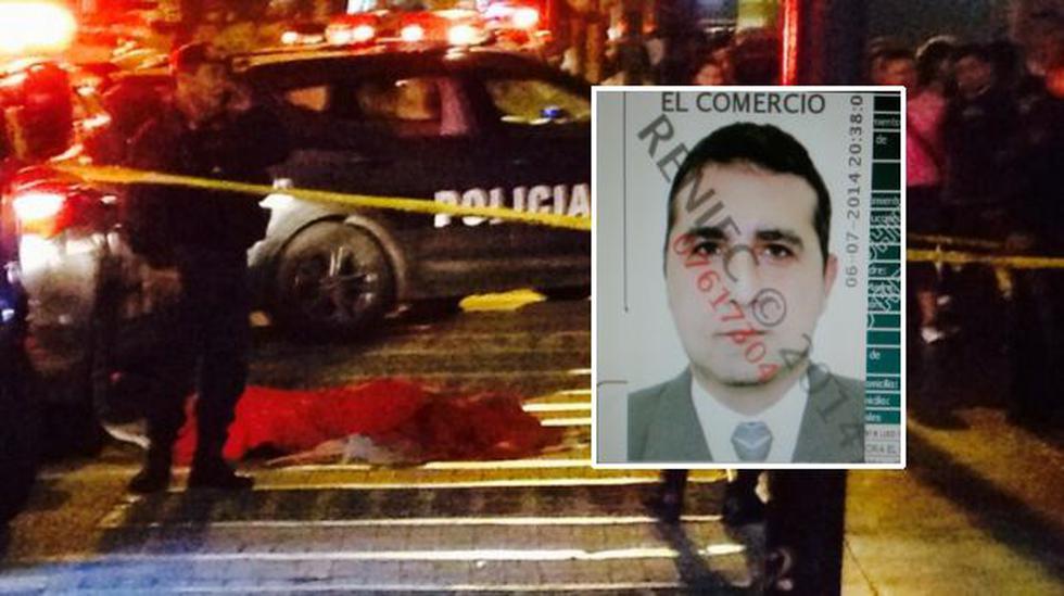 Asesinato en local de McDonalds: identificaron a la víctima - 1