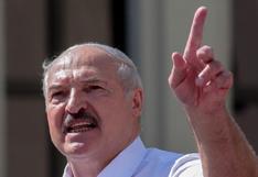 Bielorrusia: Lukashenko fue investido para su sexto mandato en una ceremonia no anunciada