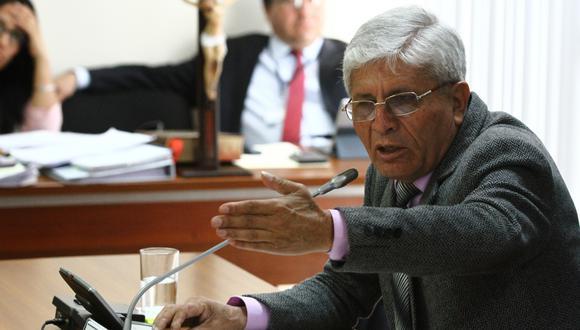 Jorge Castro (Foto: Congreso)