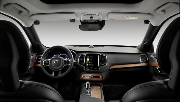 Volvo ha anunciado la instalación de cámaras al interior de sus modelos de autos que identificar cuando el conductor se encuentra en estado etílico. (Foto: Volvo).