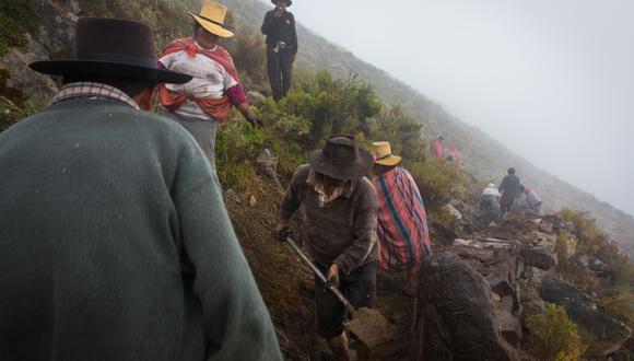 Moquegua: mediante convenio buscan restaurar, conservar y recuperar ecosistemas degradados (Foto: difusión)