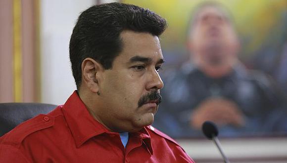 Maduro adelanta que no habrá negociación ni pacto con oposición