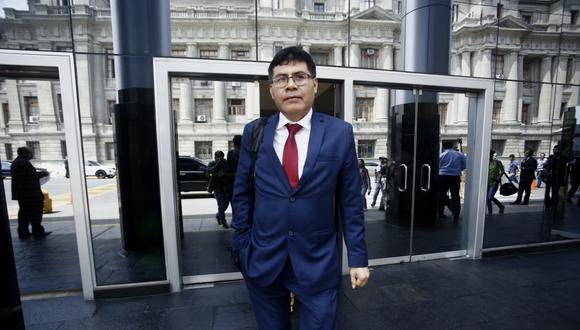 El fiscal Germán Juárez Atoche es integrante del equipo especial Lava Jato (Foto: Grupo El Comercio)