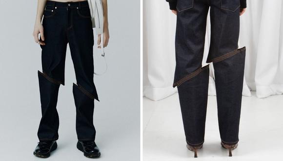 El precio base de este pantalón es de 375 dólares. (Foto: @leje.official | Instagram)