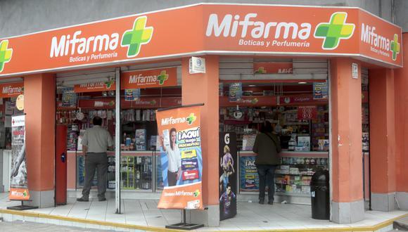 Mifarma ha limitado la adquisición de mascarillas a 3 unidades por persona. (Foto: GEC)