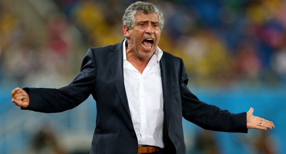 Ex técnico de Grecia es el nuevo entrenador de Portugal