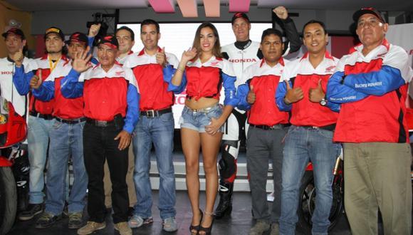 Superbike 2015: Honda presentó su equipo oficial