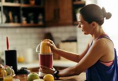 #YoMeQuedoEnCasa: 3 smoothies saludables para runners