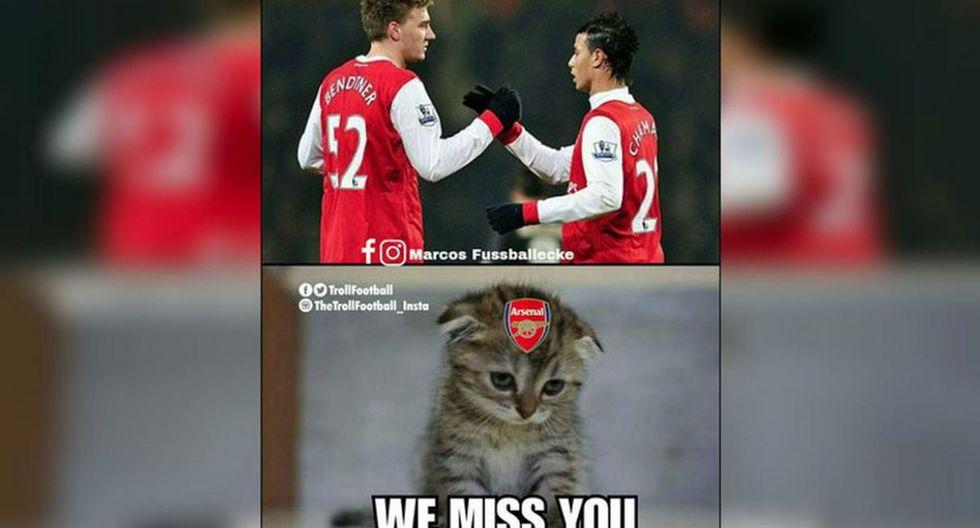 Estos son los mejores memes de la previa del partido entre el Chelsea y el Arsenal por la final de la Europa League. | Facebook