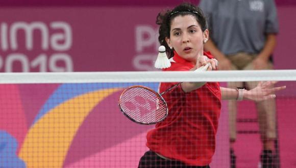 Daniela Macías logró clasificar a los Juegos Olímpicos Tokio 2020 gracias a su ránking mundial. (Foto: GEC)