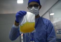 COVID-19 | El plasma de pacientes recuperados tiene eficacia limitada, según estudio