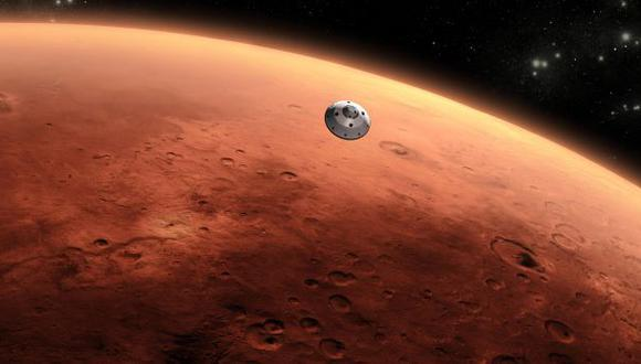 NASA estudiará terremotos en Marte