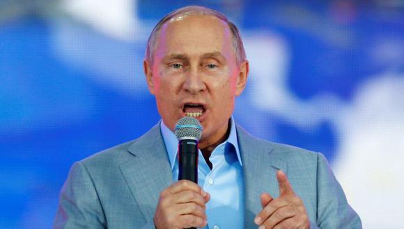 Vladimir Putin, presidente de Rusia. (Reuters).