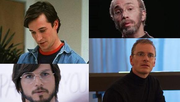 Apple llegó al cine con Steve Jobs como protagonista