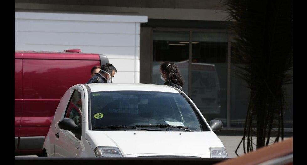 Hombre con coronavirus se lanza de piso 7 de Hospital. (Foto: Ideal)