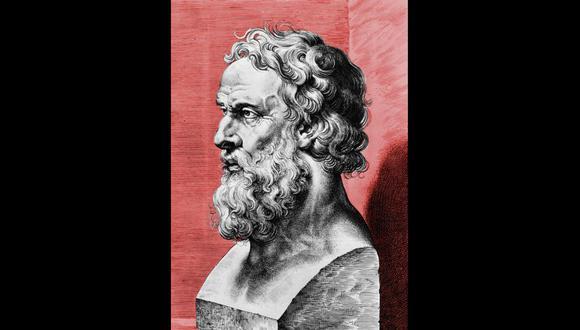 Platón, uno de los grandes filósofos griegos, reflexionó sobre la tentación de la corrupción y los modos de combatirla. [Foto: Getty Images]