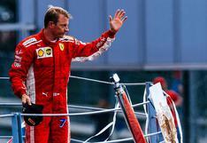 YouTube: Raikkonen le dice adiós a Ferrari y estas son sus mejores carreras