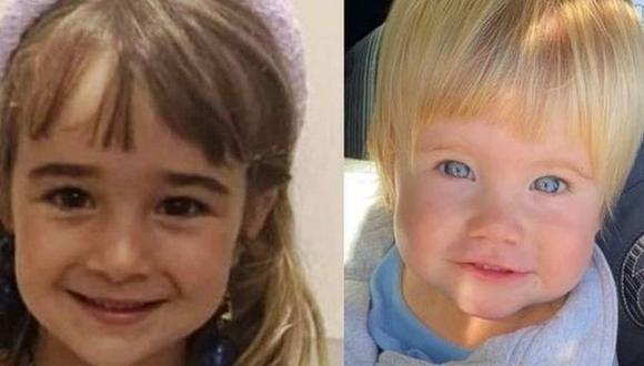 Olivia y Anna desaparecieron el 27 de abril en Tenerife, España. (SOSDESAPARECIDOS).