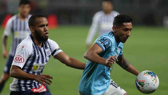 Sporting Cristal se solidarizó con Alianza Lima. (Foto: GEC)