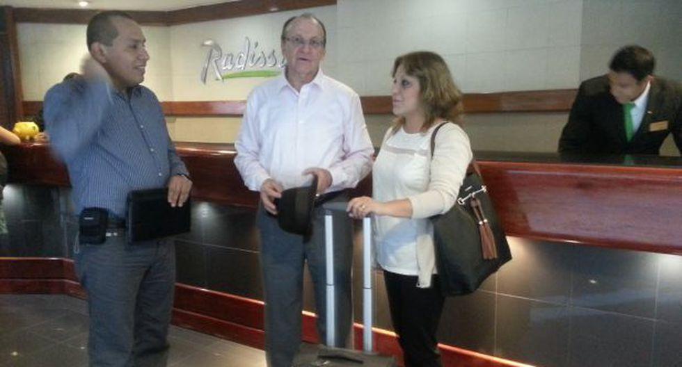 Fiscal Elizabet Parco niega irregularidades en el caso Ecoteva