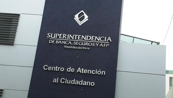 La Superintendencia de Banca, Seguros y AFP (SBS). (Foto: GEC)