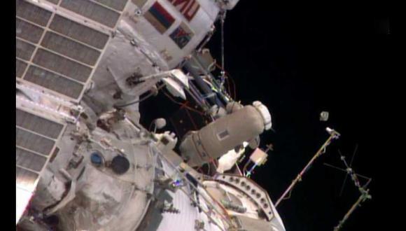 (Foto: NASA. TV)