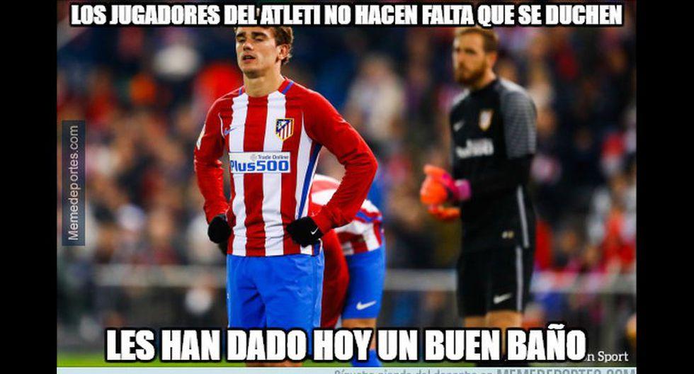 Real Madrid-Atlético de Madrid: así se comenta derbi con memes - 10