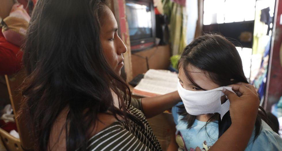 En los primeros días del mes, los vecinos de Villa El Salvador sufrieron un duro golpe por la explosión de un camión de gas. El momento difícil no termina de pasar y ahora enfrentan al coronavirus. (Foto: César Campos)