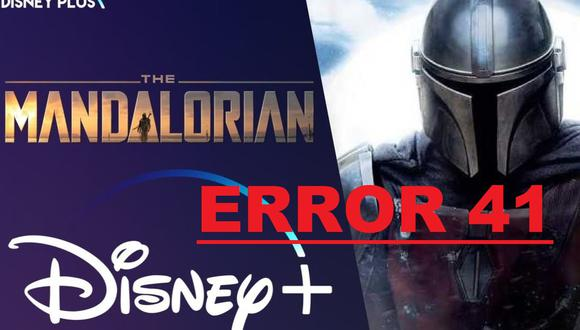 Algunos usuarios de Disney Plus han experimentado este problema cuando probaban la nueva plataforma de streaming (Foto: Disney+)