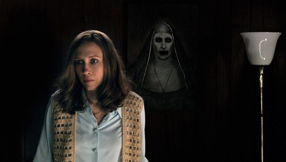 Vera Farmiga en The Conjuring 2 (2016). (Foto: Warner).