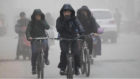 La contaminación ambiental mata siete millones de personas anualmente. (Foto: Reuters)