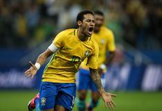Neymar, la estrella mejor rodeada