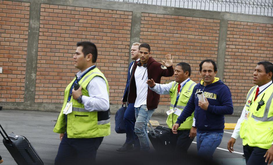 """Luis Horta, ex consejero de la Autoridad Brasileña de Control de Dopaje, afirmó que el delantero puede probar que no hubo culpa o negligencia, lo que """"es prácticamente imposible en este caso"""". (Foto: USI)"""