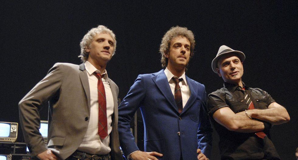 El regreso de la mítica banda a Perú será el 3 de marzo en el Estadio Nacional de Lima. (Foto: AFP/ El Comercio)