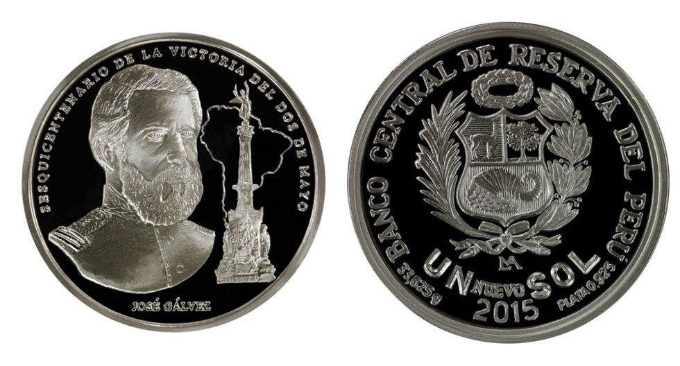 BCR: Las diez monedas y medallas conmemorativas más vendidas - 5