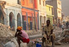 Haití, un país en ruinas
