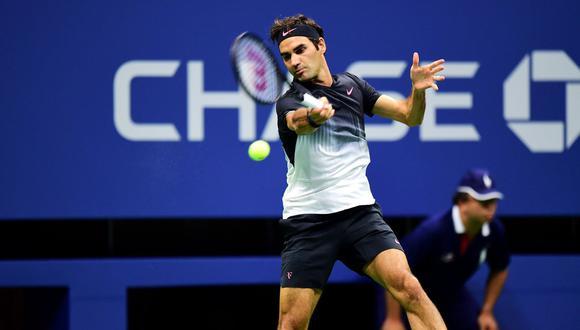 Roger Federer vs. Mikhail Youzhny: por segunda ronda del US Open 2017. (Foto: US Open)