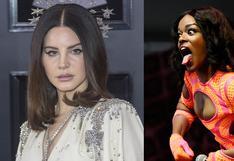 Twitter: las cantantes Lana del Rey y Azealia Banks se declaran la guerra