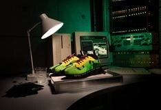 """Lanzan colección de zapatillas inspirada en la película """"Jurassic Park"""""""