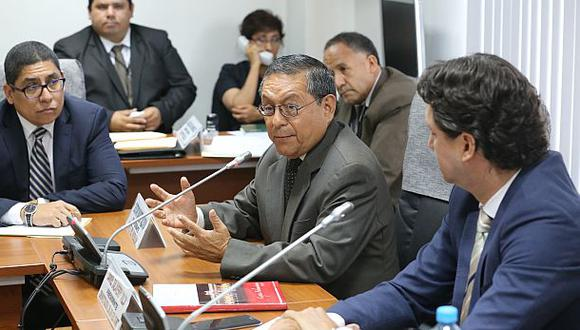 """Afirman que Heredia """"acompañó"""" a Humala en cita por Gasoducto"""