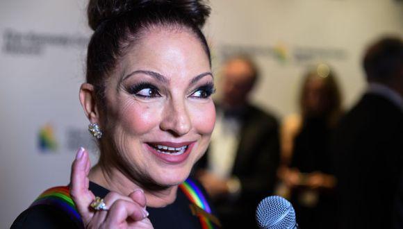"Gloria Estefan se unió a artista latinos para lanzar ""20 segundos o más"". (Foto: AFP)"