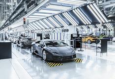 Lamborghini reinicia su producción y anuncia nuevo lanzamiento esta semana