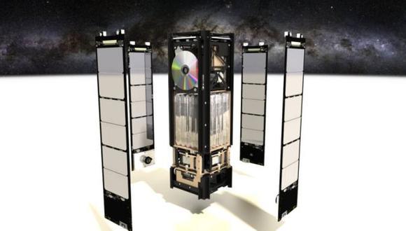 Nave impulsada por energía solar irá al espacio en el 2016