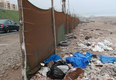Costa Verde: el doloroso deterioro del circuito de playas en fotos